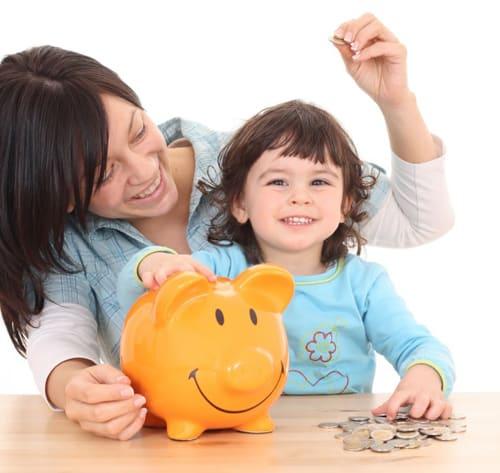 19 lucruri despre copii si bani