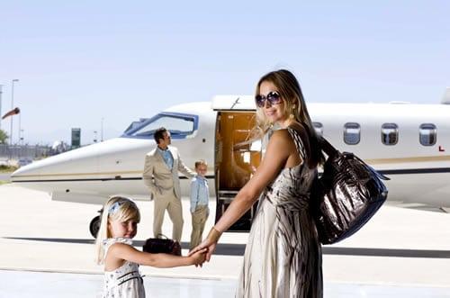 familie bogata